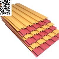 赤峰150长城板 绿可木护墙板