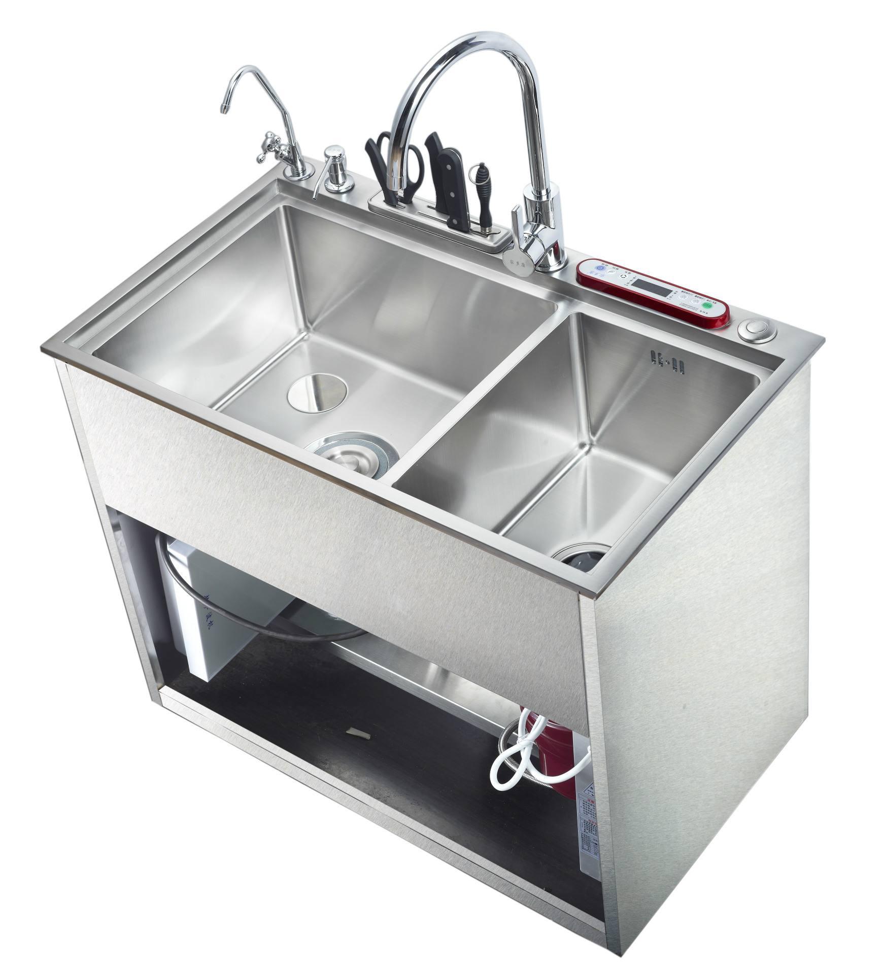 集成水槽有哪些優點?