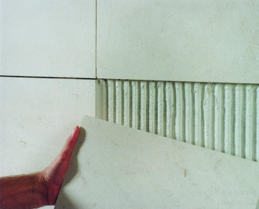 瓷磚膠可以和水泥混合使用嗎