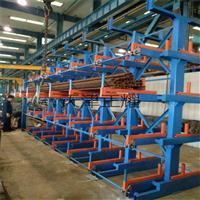 型材堆放架存放管材 棒材 圆钢 铝型材 工字钢 型钢