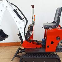 小型挖掘机 履带式迷你挖掘机 0.6吨挖掘机