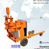 新疆抗浮锚杆专用液压砂浆泵性能