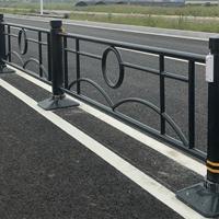 姜堰道路隔离栏杆厂家,交通护栏新样式图纸安装价格报价表免运费