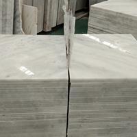 天然大理石广西白规格板成批出售