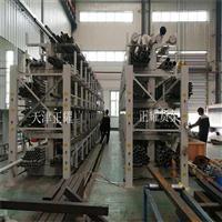 山西管材如何存储伸缩悬臂式管材货架
