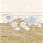 供应山东工程厨卫瓷砖 透水 不透水来样定做厂家直销30*6030*45