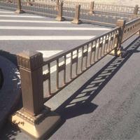 北京天安门长安街样式黄金道路护栏专业厂家 京式仿古护栏价格
