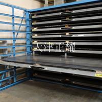 江苏板材存放架抽屉式吊车存放板材直接拉出使用