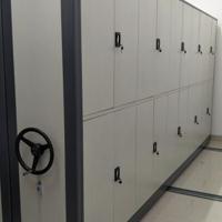 广州凭证密集柜,会计密集架,移动档案柜