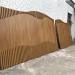 造型背景墙铝板装饰-凹凸墙身板