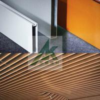 铝方通厂家-木纹方通-U型铝方通-生产制造厂家