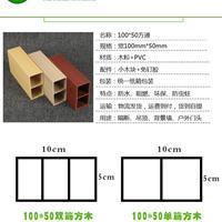 厂家环保生态木方木安装固定方法(图)