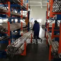 参观河北钢材货架案例现场了解钢材仓库机械化存储方式