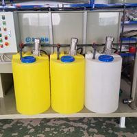 小型一体化研磨废水回用设备