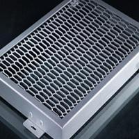 铝单板冲孔网板 冲孔拉伸铝网板厂家