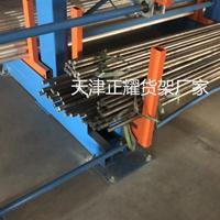 厂家直销吉林伸缩悬臂货架存放管材 钢棒 角钢 圆钢 型材 钢材