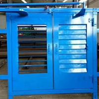 和利隆矿用插板式调节风门和百叶式调节风门的区别