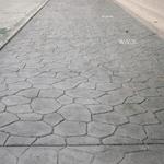 滁州彩色水泥压模路面材料滁州压模路面制作混凝土材料