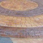 连云港水泥压模模具铺装方便连云港压模地坪模板不易腐蚀