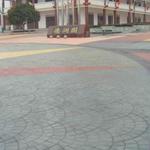 滁州水泥压模地坪发展历史滁州压模地坪绿色环保