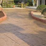 黄山彩色水泥压模抗压耐磨性强黄山压模路面制作施工工具