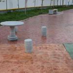 滁州压模地坪材料撒播工序滁州压模地坪保护剂应用性广泛