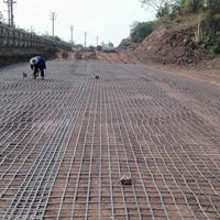 钢塑复合土工格栅拉力剥离力是常用指标