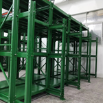 西双版纳州重型全开式模具货架免费安装