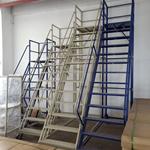 高�兜歉呷』跆莨�司 设备检修移动登高梯 注塑模具厂登高梯