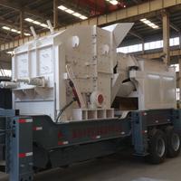 郑州中意专业制造建筑垃圾处理设备厂家-移动式建筑垃圾破碎站