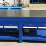 重型钢板工作台、重型铸铁工作桌、重型模具工作台厂家价格