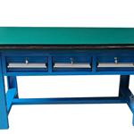 重型钳工铸铁平台1000x2000mm 铸铁模具平台