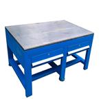 钢板工作桌模具钳工台车间修模台重型维修桌操作桌