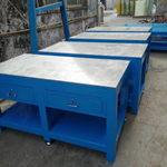 钳工划线用铸铁平台/装配模具用铸铁平台