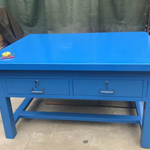 钦州钢板FIT模台厂家|飞模工作台价格、肇庆钳工工作桌