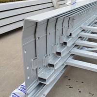 百斯特铝业铝合金组合架焊接各种铝制组合架生产焊接加工公司