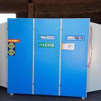 1.4厚碳钢材质光氧净化器UV分解光触媒技术光氧机