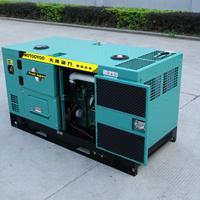 工程用300千瓦静音柴油发电机
