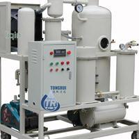 聚结真空脱水工程机械润滑液压油滤油机