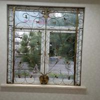 铁艺热镀锌门窗