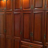 长沙市原木家具厂热卖推荐、原木鞋柜、背景墙定做工厂地址