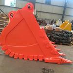 ZX350 1.5方挖掘机岩石斗 挖斗 土方斗厂家定制生产