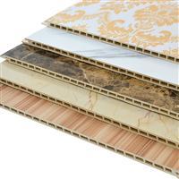 300、450、600平/V缝竹木纤维集成护墙板