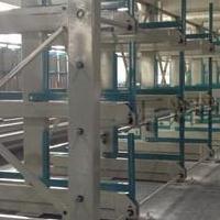 郑州管材货架全国销售 免费伸缩悬臂式设计 定制型材钢材专用架