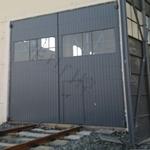污水处理厂钢木门生产厂家