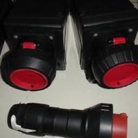 全塑防爆防腐插接装置BCZ8050-63A-3P N PE