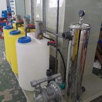 一体化清洗废水处理设备=零排放回用 达标排放