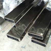 304不锈钢矩形管10*20*1.2扁管厂家直销