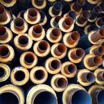 地下供暖直埋无缝保温钢管生产厂家