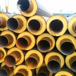 室外热力管道聚氨酯直埋保温管价格